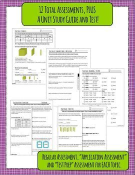 Common Core Math: 4th Grade Place Value Complete Set
