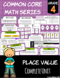 Common Core Math: 4th Grade Place Value Complete Set