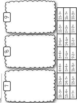 Common Core Math Sorts! {Grades 1-3}