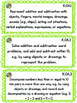 Common Core Math Standard Posters