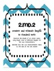Common Core Math Standards Binder - Second Grade