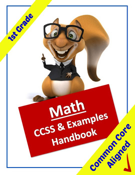 Common Core Math Standards and Examples Handbook - 1st Grade
