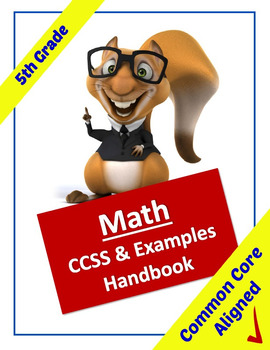 Common Core Math Standards and Examples Handbook - 5th Grade
