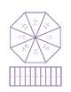 """Common Core Math Stations - """"Poly-Problem-Solver"""" Add & Subtract Fractions"""
