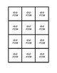 """Common Core Math Stations and Games - """"Go Fish"""" Coordinate Graphs"""