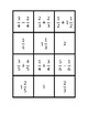 """Common Core Math Stations and Games - """"Math Match"""" Add & S"""