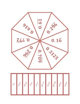 """Common Core Math Stations and Games - """"Poly-Problem-Solver"""" Decimals & Rationals"""