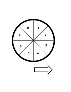 """Common Core Math Stations and Games - """"Spin Off"""" Probability"""