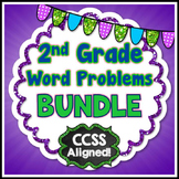 Word Problems - 2nd Grade