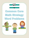 Common Core Math: Strategy Word Problem of the Day
