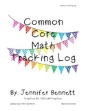 Common Core Math Student Tracking