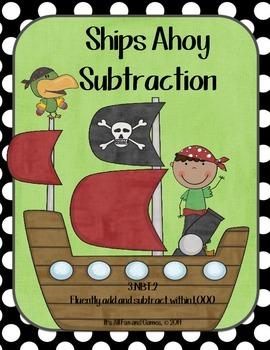 Subtraction Game (3-digit)