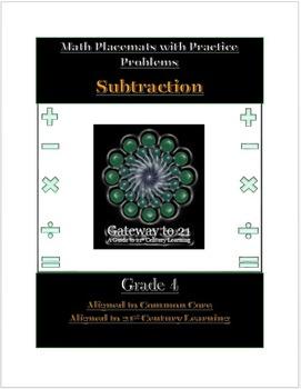 Common Core Math Subtraction Grade 4