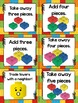Common Core Math Task Card Second Grade Build It Game