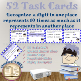 Place Value of Whole Numbers (4.NBT.1):  Task Cards