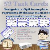 Common Core Math Task Cards: 4.NBT.1 - Place Value