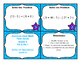 Common Core Math Task Cards - Order of Operations Level A
