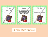 Common Core Math Task Cards for Grade K – CCSS.K.CC.A Group