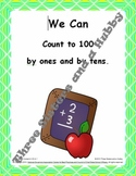 Common Core Math Task Cards for Grade K – CCSS.K.CC.A.1