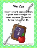 Common Core Math Task Cards for Grade K – CCSS.K.CC.A.2