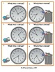 Measurement - Telling Time to the Minute - Common Core Mat