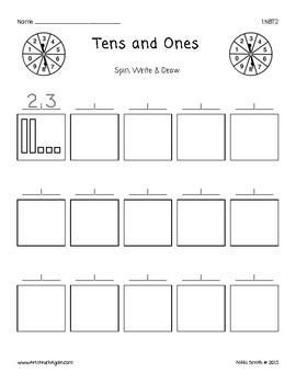 Common Core Math: Tens and Ones (Grade 1)