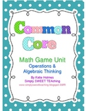 Common Core Math Tubs for First Grade (Operations and Alge