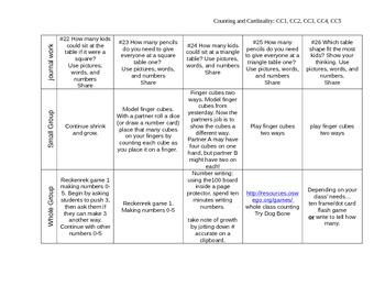 CCSS Math Unit 2