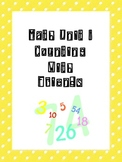Common Core Math Unit Binder Cover Pages