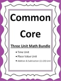 Common Core Math Unit Bundle