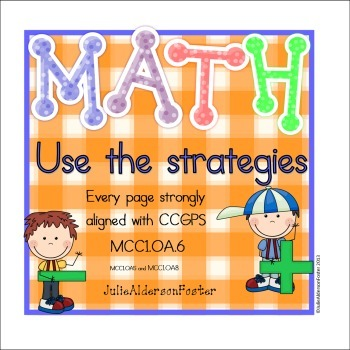 Common Core Math - Use the Strategies