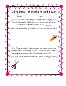 Common Core Math: Using Place Value to Add and Subtract Introduction
