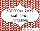 Common Core Math Wall Activities {2nd Grade}