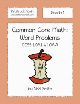 Common Core Math: Word Problems (Grade 1)