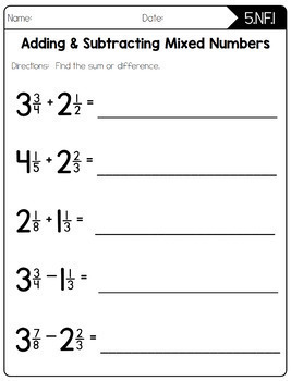 Math Quick Checks  Th Grade By Create Teach Share  Tpt Math Quick Checks  Th Grade
