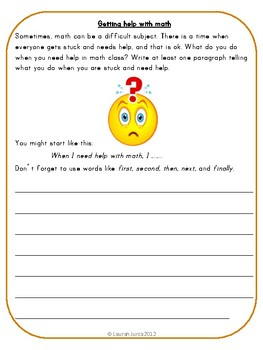 Example book report