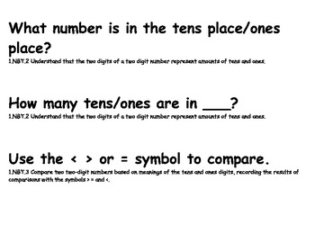 Common Core Math and Language Board Questions