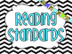 Common Core Math and Reading Standards Posters- {2nd grade}