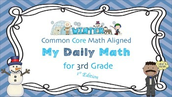 Common Core Math for 3rd Grade - My Daily Math
