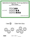 Common Core Math in Kindergarten ... Addition  (Operations & Algebraic Thinking)