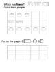 Common Core Math in Kindergarten  (Measurement and Data)