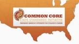 Common Core Math literacy Project