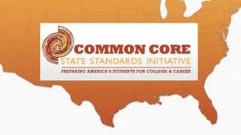 Common Core Math literacy Project