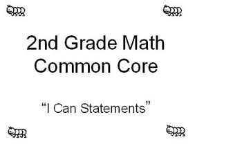 Common Core Math slide