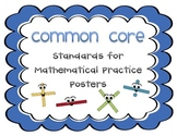 Common Core Mathematical Practice Posters