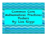 Common Core Mathematical Practices Posters for Elementary
