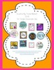 Common Core Mathematical Practices Signs Bright Chalk Theme