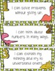 Common Core Mathematical Practices Signs Dinosaur Theme