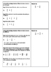 Common Core Maths- Basic Operations with Fractions Follow Along Notes