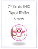 Common Core Matter Review Essential Questions